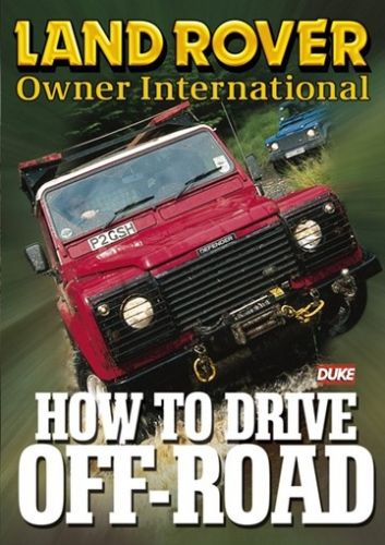 How To Drive Off-Road DVD